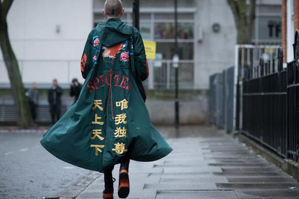 coat london fashion week 2017 fw 17 men japan souvenir souvenir