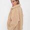 Buy our pixie jacket in caramel fleece online today! - tiger mist