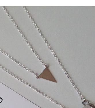 necklace triangle