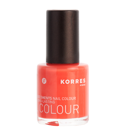 MYRRH & OLIGOELEMENTS NAIL COLOUR | KORRES NATURAL PRODUCTS