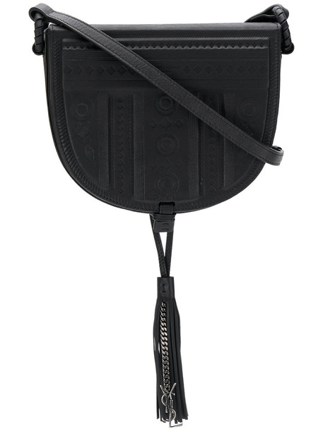 Saint Laurent women bag leather black