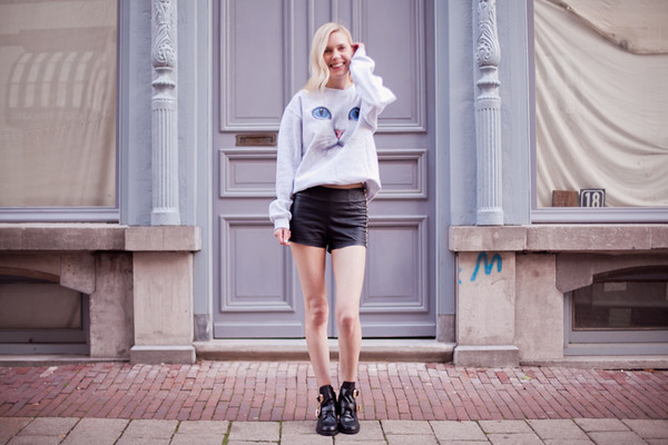 cocorosa sweater shorts shoes