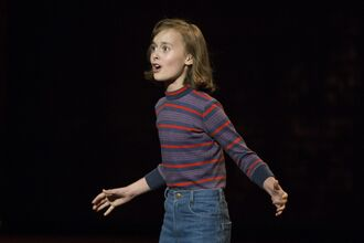shirt stripes blue purple red long sleeves fun home broadway