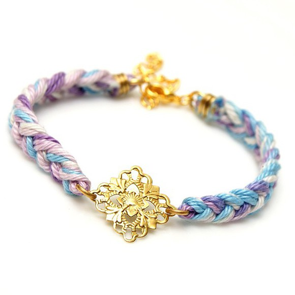 jewels friends friendship bracelets bracelet braid