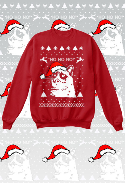 Ugly Christmas Sweater Cat.Sweater 31 At Teespring Com Wheretoget