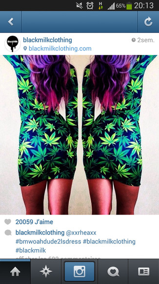 dress green dress little black dress black marijuana