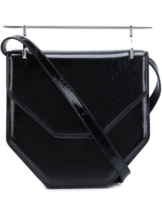 fleur bag shoulder bag black
