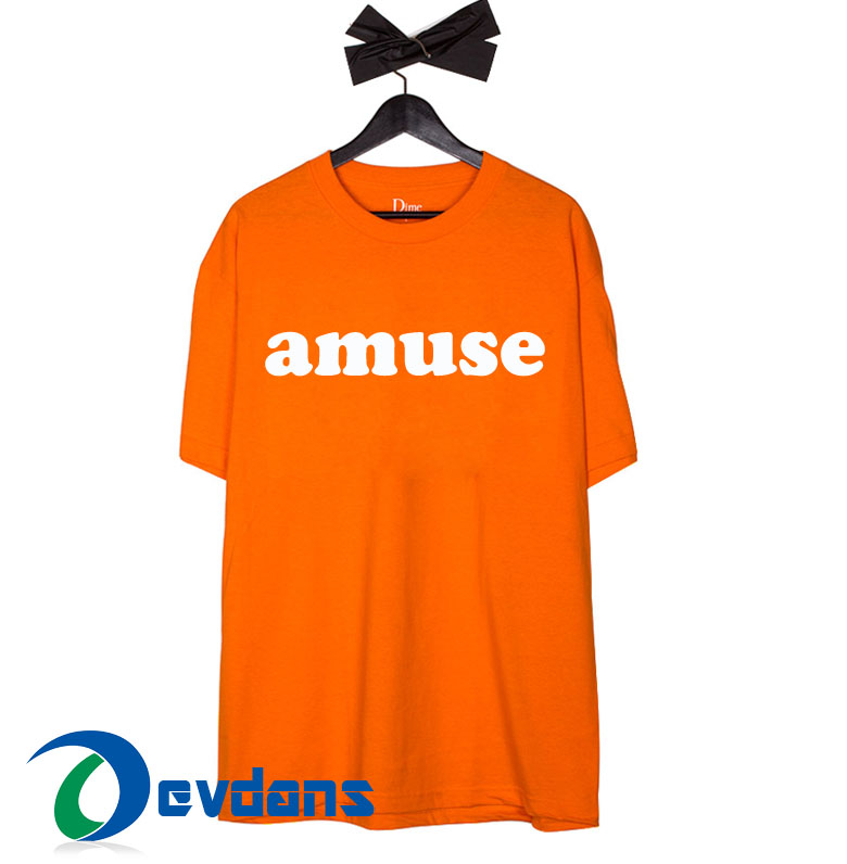 Amuse T Shirt For Women and Men Size S to 3XL