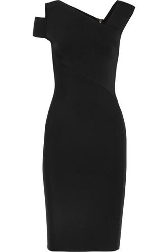 dress black knit