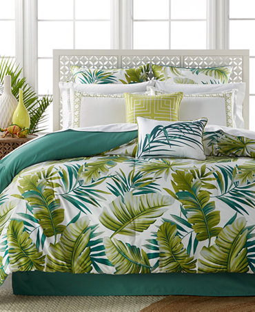 Boca Raton 8-Pc. Comforter Set, Only at Macy's - Bed in a Bag - Bed & Bath - Macy's
