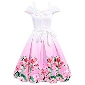 dress,midi dress,floral printed dress,belted dress,cold shoulder dress