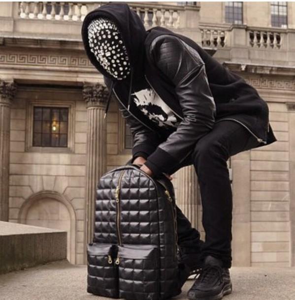 bag dope hype black boy menswear