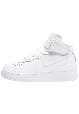 finest selection 9ed27 535f6 Nike Sportswear AIR FORCE 1 - Sneakers hoog - white - Zalando.be