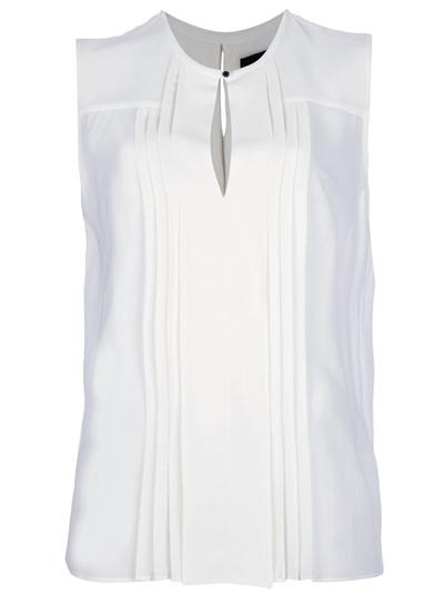 Belstaff pleated blouse