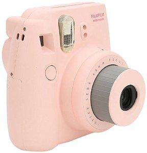 com : Fujifilm Instax Mini 8 Instant Film Camera (Pink) : Polaroid ...
