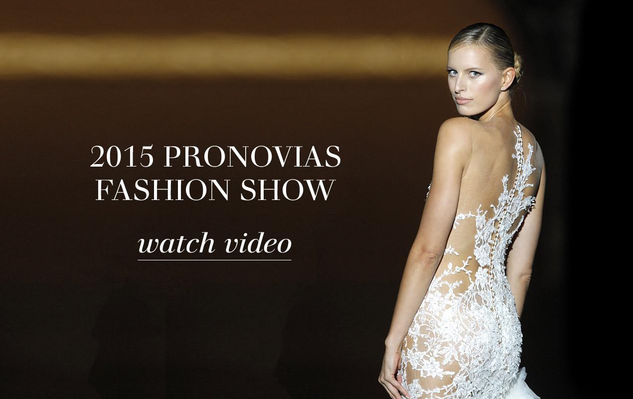 Pronovias | Wedding dresses and Cocktail dresses