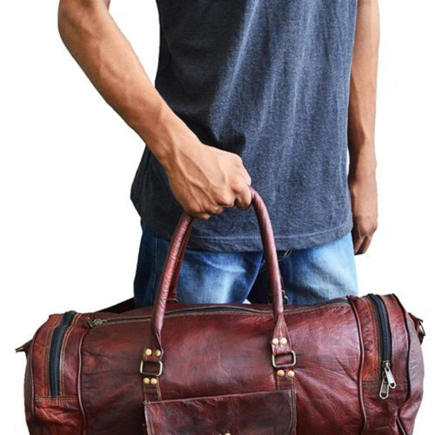 990ebc4a01c bag duffle bags online best duffel bag for travel best duffel bags for men  brown leather