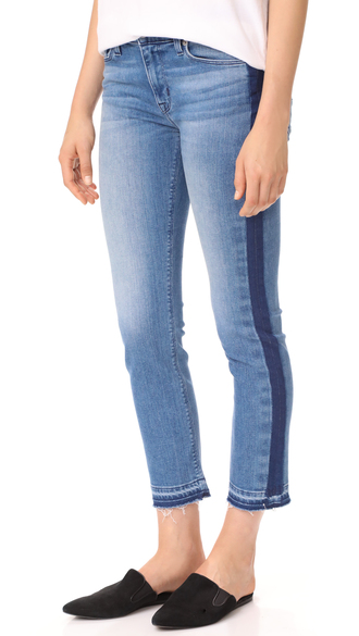 jeans fashion clothes shopbop cropped jeans