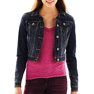 jcpenney | Arizona Highland Denim Jacket