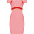Pink Bandage Dress – Starr Boutique
