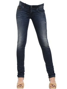 JEANS - DIESEL -  LUISAVIAROMA.COM - WOMEN'S CLOTHING - SPRING SUMMER 2014