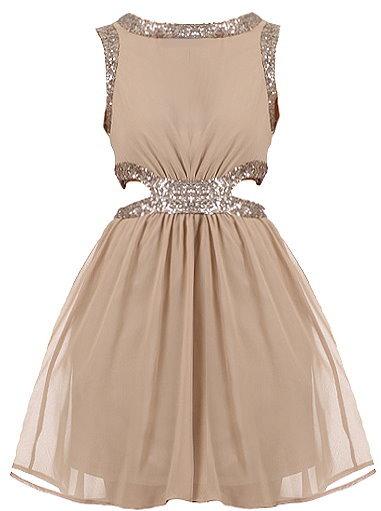 Side Sparkler Dress | Women's Dresses | RicketyRack.com on Wanelo