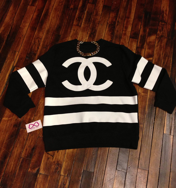 sweater life give chanel set jersey 2013 2014 spring winter outfits