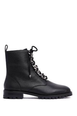 Janyi Chain Bootie
