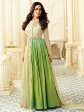 dress,anarkali suits,ethnic wear,partywear,bollywood suit,kareena kapoor