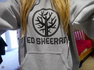 sweater ed sheeran hoodie sweatshirt blouse t-shirt