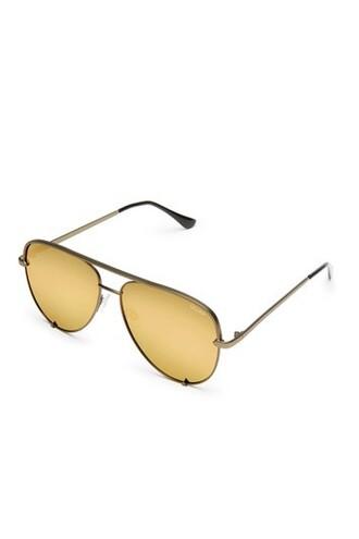 high sunglasses green