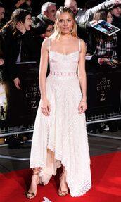 dress,gown,wedding dress,lace dress,white lace dress,sandals,red carpet dress,bustier dress