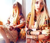 dress,crochet dress,bracelets,sweater,backpack,aksinya air,jewels,ukraine