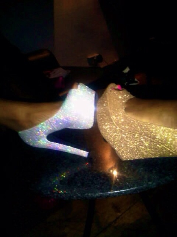 shoes glitter shoes high heels platform shoes platform heels heels gold glitter sparkle silver open toes