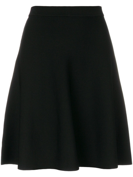 DKNY skirt mini skirt mini women black