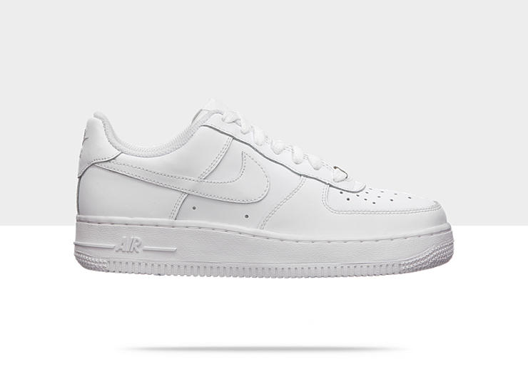 reputable site 1ff77 9e2a4 Nike Store UK. Nike Air Force 1 Kids  Shoe
