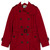 Burberry Kids - trench coat - kids - Cotton/Viscose - 6 yrs, Red