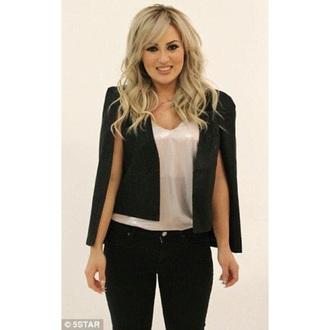 top sparkle silver cute blazer black skinny jeans need  girl girly lady classy savvy smart cool