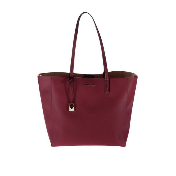 MICHAEL Michael Kors women bag shoulder bag burgundy