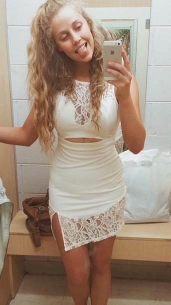 5 seconds of summer white dress lace dress summer dress