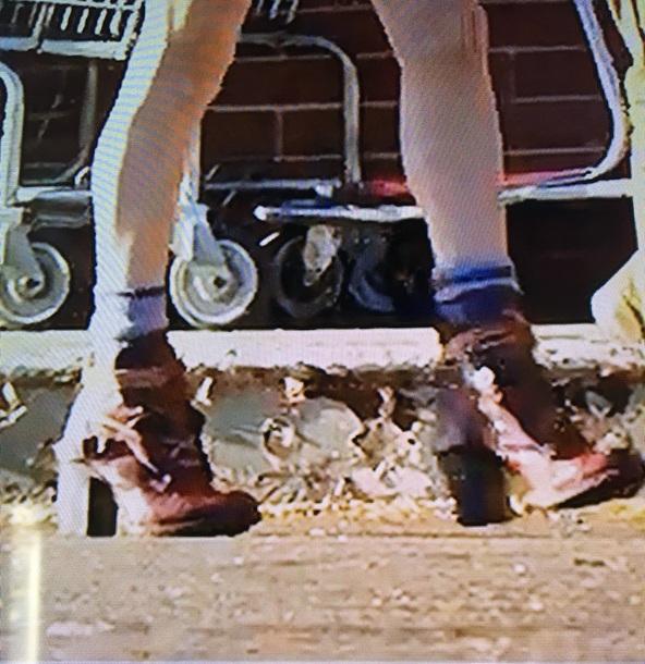 shoes the babysitter samara weaving