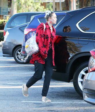 shoes slide shoes jacket miley cyrus earrings backpack