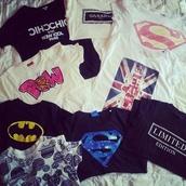 t-shirt,geek,super man,alternative,vogue,alternative rock