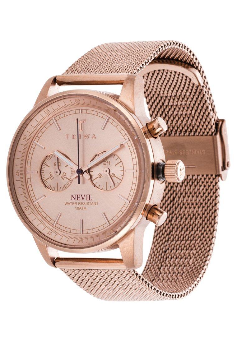 Triwa NEVIL NEST 106 - Chronograph - roségoldfarben - Zalando.de