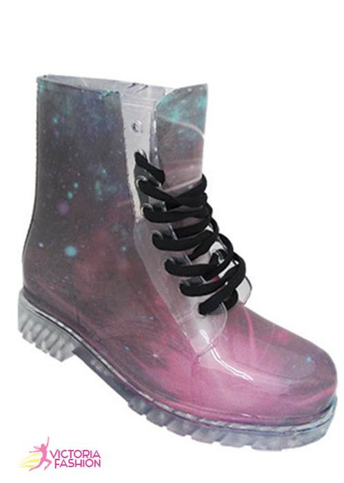 Galaxy Jelly Boots, Dmarie's Vintage Corner