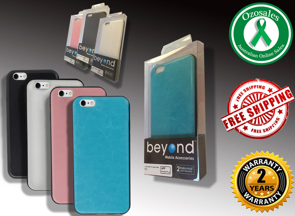 Genuine beyond holdings luxury leather hard case for iphone 6 4.7