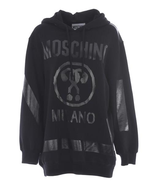 Moschino hoodie sweater