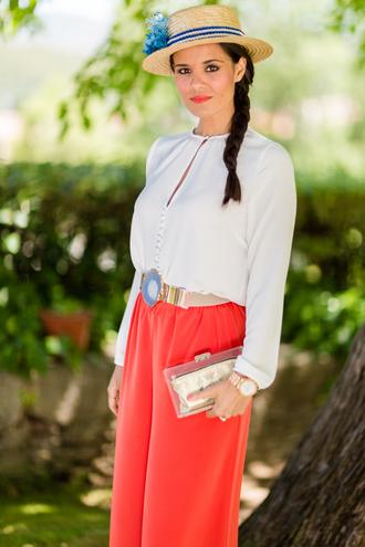crimenes de la moda blogger watch clutch