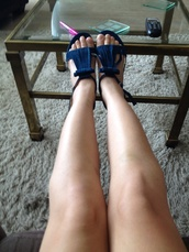 shoes,donika style,summer sandals,sandals,blue sandals,tassel sandals,faux suede,fringe shoes,donika  ve,flats,flat sandals