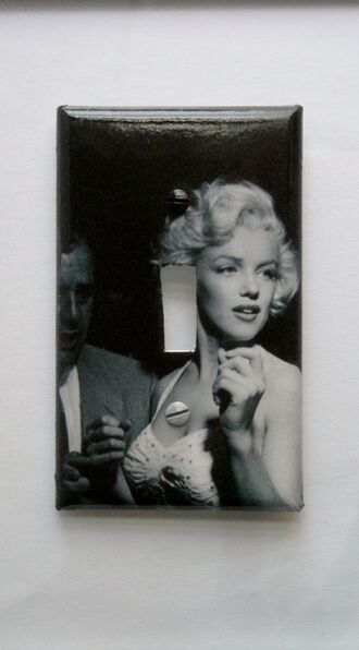 home accessory marilyn monroe vintage